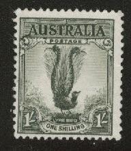 AUSTRALIA Scott 300 Mint no gum from 1956-1957 set