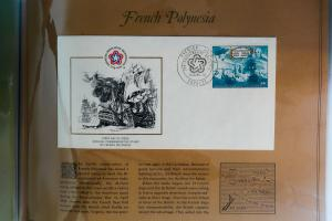 Worldwide 1976 Unaddressed Cachet Stamp Cover Collection US Bicentennial Tribute