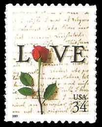 PCBstamps    US #3497 Bk Sgl 34c LOVE, 1991, MNH, (8)