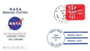 United States, Fleet P.O., Space, Bermuda, Virginia