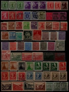 Germany Soviet Zone 133 mint/used values