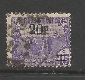 TUNISIA 64 VFU Z7175