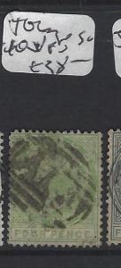 TOBAGO   (P2005B)  QV  4D  SG10   CA  VFU