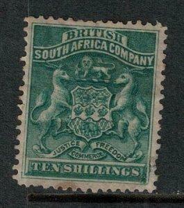 Rhodesia 1890-1894 SC 15 Mint SCV $130.00