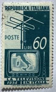 AlexStamps ITALY #492 SUPERB Used