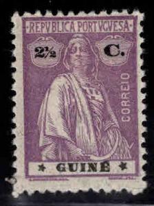Portuguese Guine Scott 147 MH* Ceres stamp