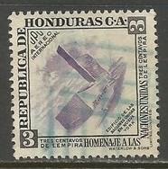 HONDURAS C224 VFU UN C48-2