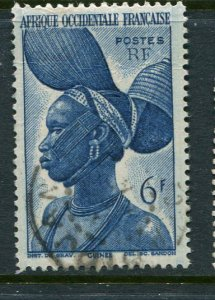 French West Africa #50 Used - penny auction