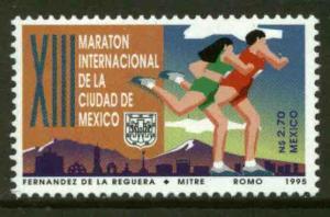 MEXICO 1925, 13th Mexico City Marathon. Mint, NH. VF. (69)