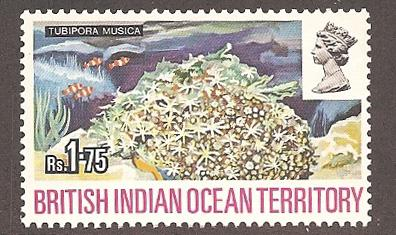 British Indian Ocean Territory 47 Mint VF NH