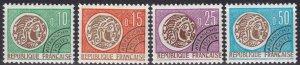 France #1096-9 MNH (Z5026)
