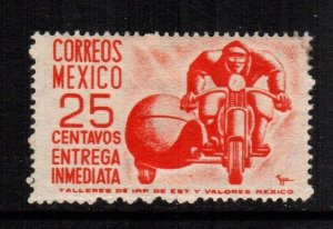 Mexico  E13   MH   cat $ 8.00  111