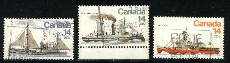 Can #777-79   used VF 1978 PD