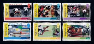 [72832] Isle of Man 2002 Sport Commonwealth Games Cycling Athletics  MNH