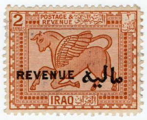 (I.B) Iraq Revenue : British Occupation 2a
