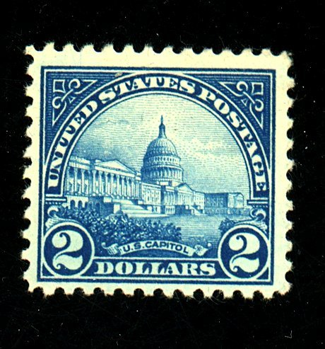 572 MINT F-VF OG LH Cat $ 55.00