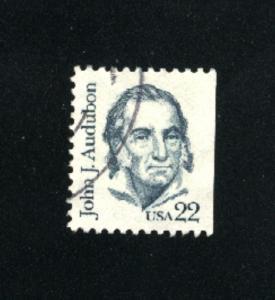 USA #1863  used  1980-85 PD .08
