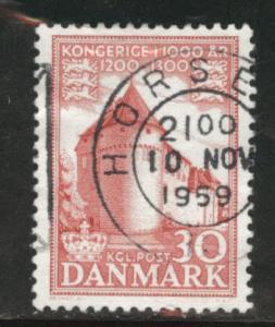 DENMARK  Scott 345 Used