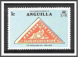 Anguilla #350 Stamps on Stamps MH