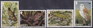 Jersey #507-10  MNH CV $5.00 (Z3915)