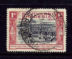 Southern Rhodesia 57 Used 1940 issue
