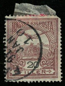 Magyar post, 20 Filler (3916-T)