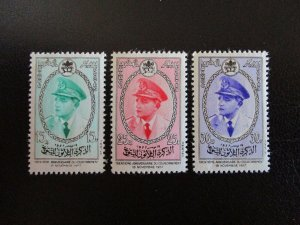 Morocco #19-21 Mint Hinged (L7H4) WDWPhilatelic