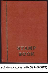 COLLECTION OF BELGIUM MNH STAMPS WITH M/S IN SMALL STOCK BOOK
