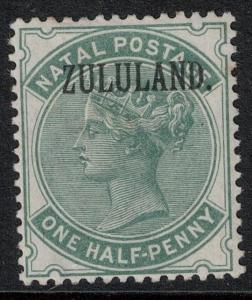Zululand SC 12a Mint 1888-1894 SCV$ 62.50