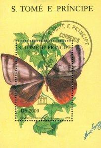 ST THOMAS & PRINCE ISLANDS 1279 SS USED SCV $6.00 BIN $3.00