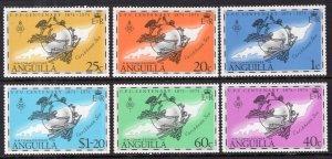 Anguilla 199-204 UPU MNH VF