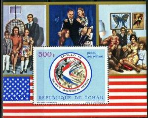 1972 Chad 449/B30 Apollo 15 8,00 €