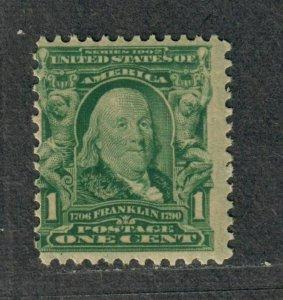 US Sc#300 M/NH/A, Cv. $30