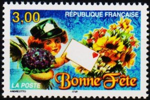 France. 1998 3f S.G.3467 Unmounted Mint