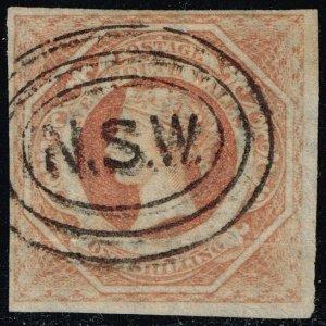 Australia-NSW #31 Queen Victoria; Used (1Stars)