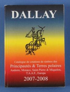 French Principalities & Antarctica : Dallay Catalogue.
