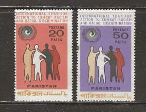 Pakistan Scott catalog # 302-303 Mint NH See Desc