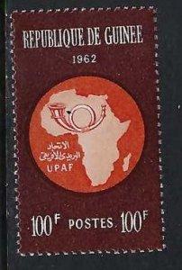GUINEA 235 MOG MAP Z532