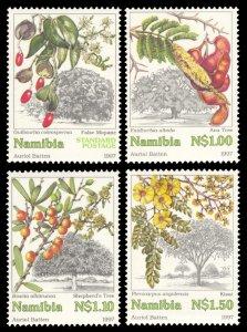 Namibia 1997 Scott #849-852 Mint Never Hinged