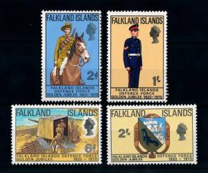 [71966] Falkland Islands 1970 Defence Force Horse Seal  MNH