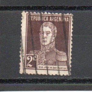 Argentina 342 used