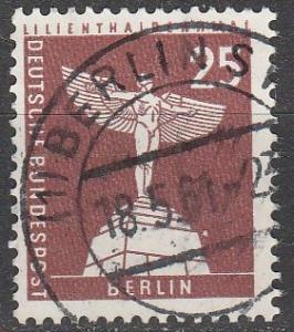 Germany #9N129 F-VF Used  (S8973)