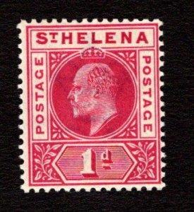 ST. HELENA  SC# 49  F/MNH