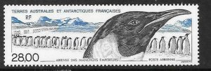 FRENCH SOUTHERN & ANTARCTIC TERRITORIES SG334 1994 EMPEROR PENGUINS MNH