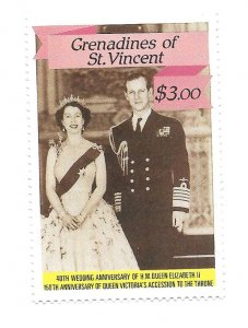 Grenadines of ST. Vincent 1987 - MNH - Scott #571 *
