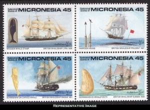 Micronesia Scott 113a Mint never hinged.