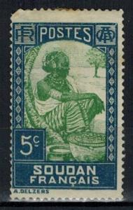 French Sudan - Scott 65 MH