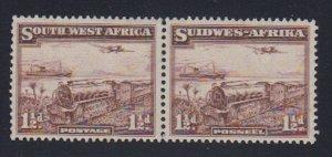 Southwest Africa - 1937 - SC 110 - VVLH