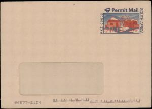 South Africa, Postal Stationery
