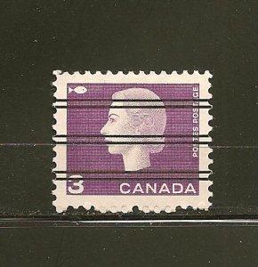 Canada 403 Precancel Used
